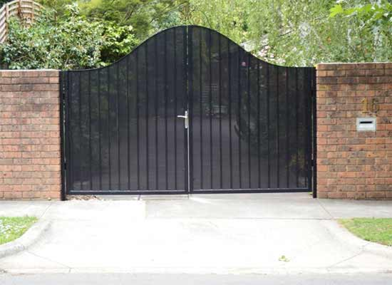 Driveway Gates Perth Electric Steel Gates Perth